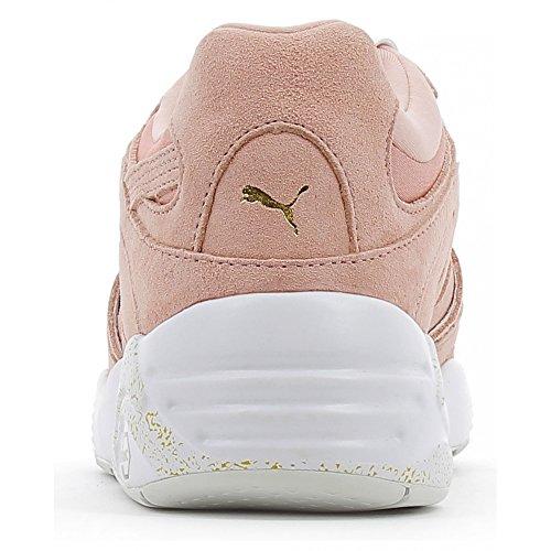 Puma - Zapatillas de deporte para hombre coral coral