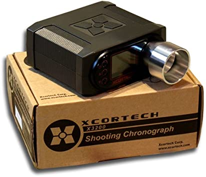 SOFTAIR TOY SHOOTING CHRONO CHRONOGRAPH XCortech NEW X3200 100/% GENUINE