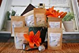 Flower Garden Gourmet Tea Gift Basket