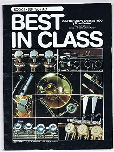 Amazon com: Encore! Best in Class Series (Tuba, Book 1
