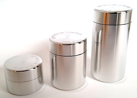 Medium *Made in USA! SPACE CASE Airtight Stash Jar Herb /& Tobacco Container