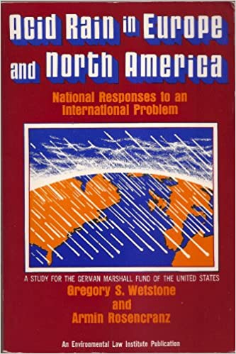 acid rain in north america