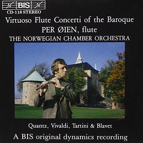 Per Oien: Flötenkonzerte des Barock (Audio CD)
