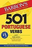 img - for 501 Portuguese Verbs (501 Verb Series) book / textbook / text book