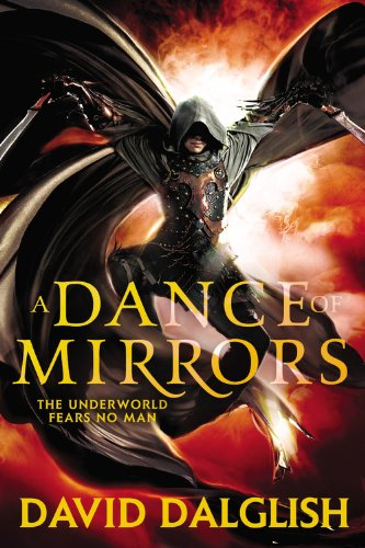 A Dance of Mirrors (Shadowdance 3) -