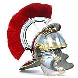 roman imperial - Roman Imperial Centurion Historical Helmet Armor 18G Steel