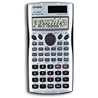 Casio FX-115MSPLUS Scientific Calculator 279 Functions - 2 Line(s) - 10 Character(s) - Solar Battery Powered