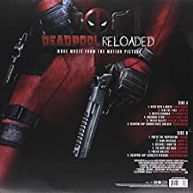Deadpool Reloaded:More(Pix Lp)