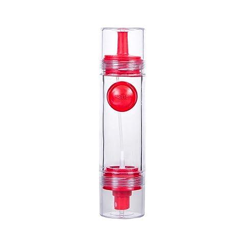 FineInno Dispensador Pulverizador Aceite Botella Spray Aceite Cocina Dispensador Aceite Embudo Botellas Reutilizables para Asar,