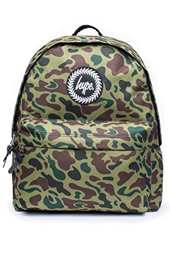 Hype Backpack Bags Rucksack   HYPE COMBAT BACKPACK   School Travel Day bag