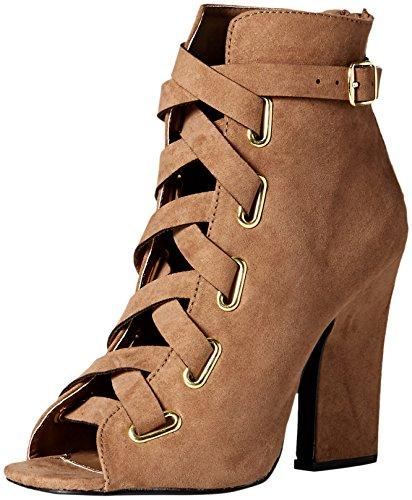 Women's Lite Heeled 04 Qupid Taupe Sandal xZv4xdp