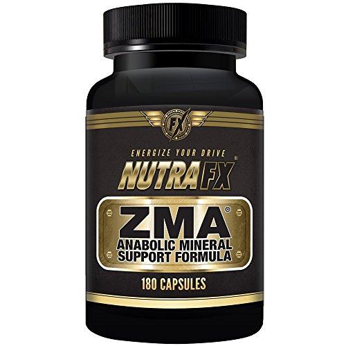 NutraFX ZMA Magnesium Capsules...