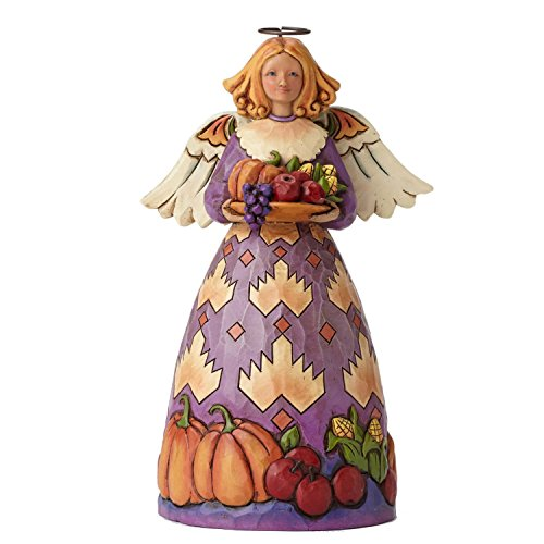 Jim Shore Harvest Angel Figurine