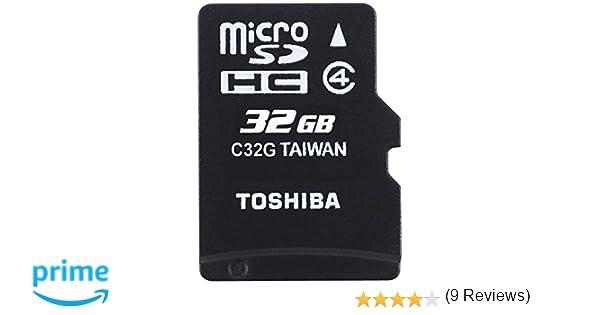 Toshiba M102 - Tarjeta de Memoria Micro SDHC de 32 GB