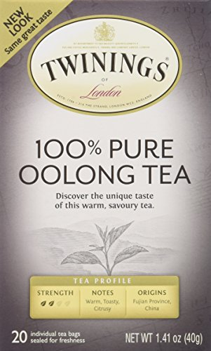 (Twinings China Oolong Tea, 20 ct)
