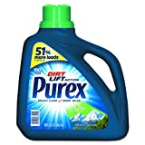 Purex 05016CT Concentrate Liquid Laundry Detergent, Mountain Breeze, 150 oz Bottle (Case of 4)