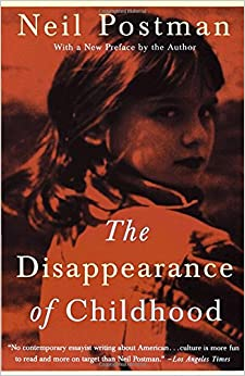 Pdf book the disappearance of childhood by neil postmanauthor book the disappearance of childhood share pdf fandeluxe Choice Image