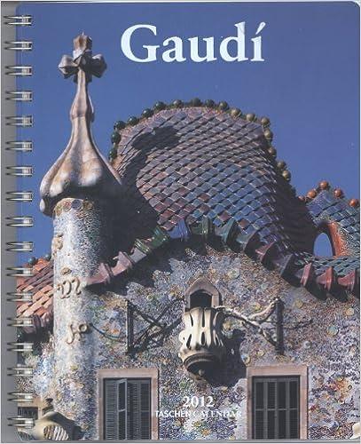 2012 Gaudi Diary (Taschen Diaries)
