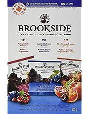 Brookside Dark Chocolate Noir Variety Pack, 800 Grams