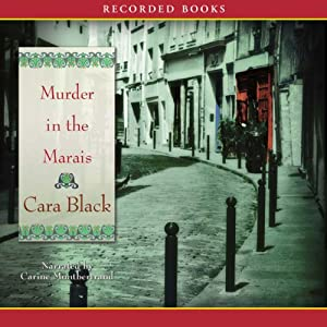 Murder in the Marais Audiobook
