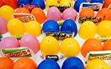 Easter eggs prefilled with candy, pack of 100 multicolored eggs for your egg ...
