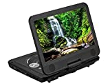 """MILANIX 10.5"""" Portable DVD Player with Built-in"""