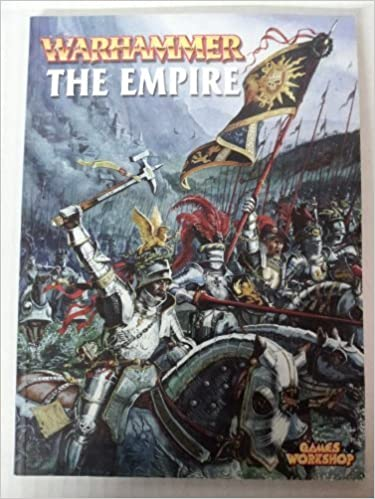 Book Warhammer Armies: The Empire by Alessio Cavetore (2000-09-30)