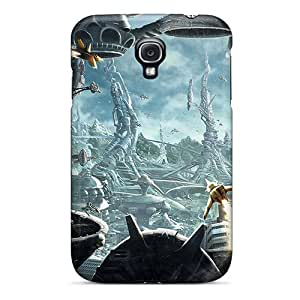 Iphone 5/5s Hard Back With Bumper Silicone Gel Tpu Case Cover Refelcted Venice