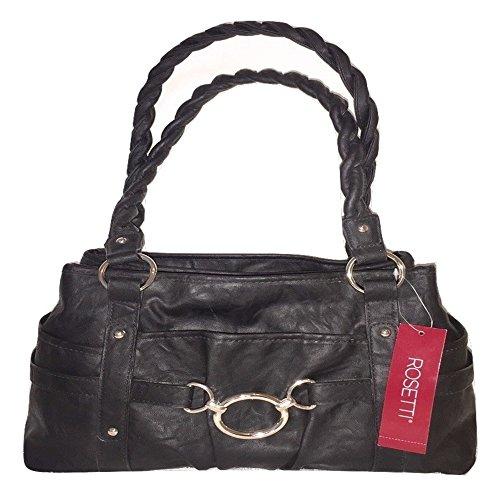 rosetti-double-handle-hand-bag-black