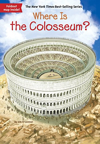 Books : Where Is the Colosseum?