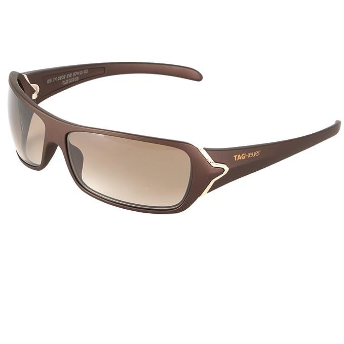 Tag Heuer Color 9202 Racer gafas de sol 212: Amazon.es: Ropa ...