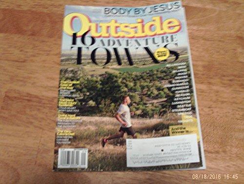 Outside Magazine September 2016   16 Adventure Towns