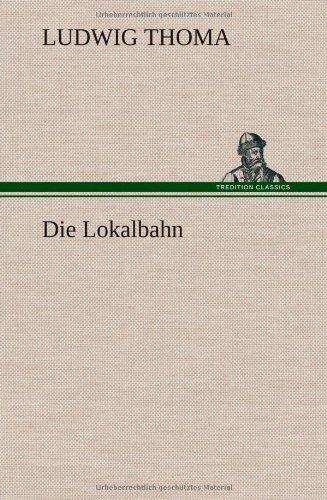 Die Lokalbahn (German Edition) ebook