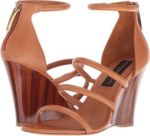 Donna Karan Kvinders Rachel Multi Strop Cognac GLV5LPMf