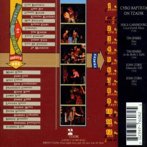 Beat the Donkey by TZADIK RECORDS