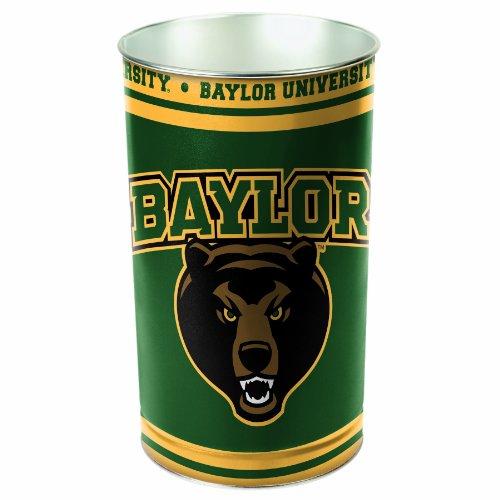 NCAA Baylor Bears Wastebasket