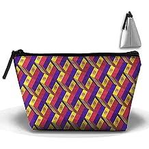 Andorra Flag 3D Art Pattern Pencil Case Stationery Bag Cosmetic Bag Cosmetic Bag Storage Bag