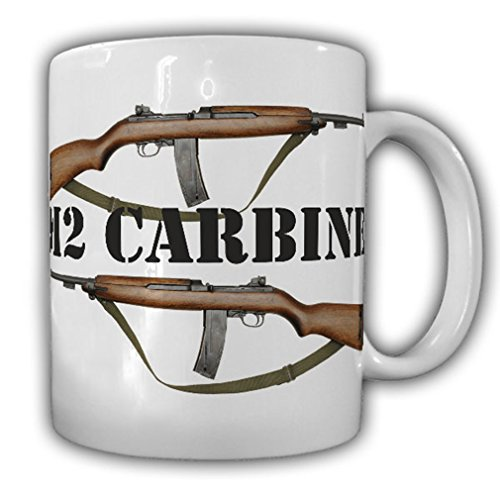 M2 Carbine US Military Forces Police Self-loading Weapon Koreakrieg Troops United States Marine Corps - Coffee Cup Mug