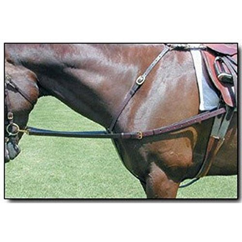 Leather Side Reins - Nunn Finer All Leather Side Reins