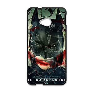 Happy The Dark Knight Batman Cell Phone Case for HTC One M7