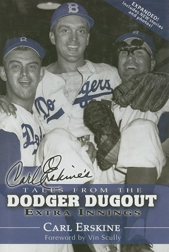Carl Erskine's Tales from the Dodgers Dugout: Extra Innings