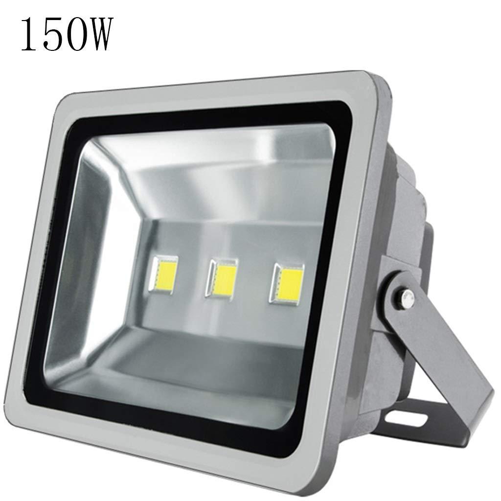 è scontato Proiettore, Sicurezza Metallo Vetro Temperato Super Luminoso Luce Luce Luce Pubblicitaria Impermeabile Esterna Del LED Illuminazione (dimensioni   150W)  controlla il più economico