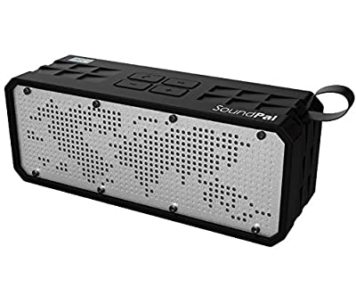Bluetooth Speakers, SoundPal Cube F1 5 Watt Bluetooth Speaker Compatible with all Bluetooth Devices