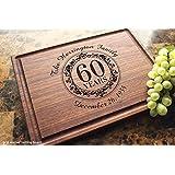 Personalized Cutting Board, Custom Keepsake, Engraved Serving Cheese Plate, Anniversary, Housewarming, Birthday, Corporate, Closing Gift #011