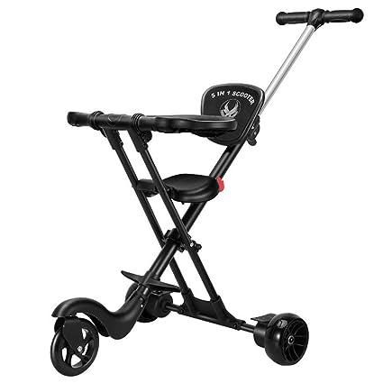 Amazon Com Aluminum Alloy Trike Micro Mini Baby Stroller Easy
