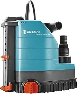 GARDENA 01754-61 Hauswasserwerk 4000//5 eco 850 W t/ürkis schwarz Orange