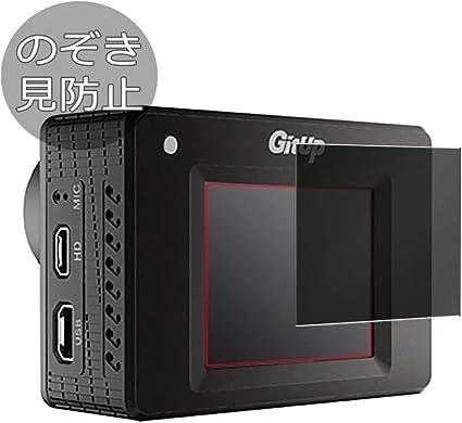 VacFun Anti Espia Protector de Pantalla para GitUp Git2 Git 2, Screen Protector Sin Burbujas Película Protectora (Not Cristal Templado) Filtro de Privacidad: Amazon.es: Electrónica