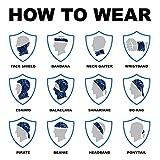 American Flag Ski Masks for Men - Neck Gaiters for