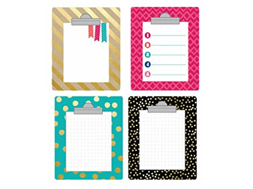 Studio G SUGVAC-11.4 Mini Clipboard Notepad 6EA/4 Bulk
