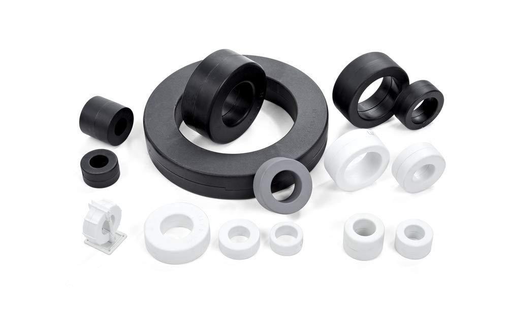 50x40x20mm -20pcs Magnetic Material Iron Nano-Crystalline Core Alternative Core W146